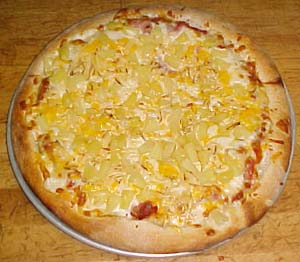 Folklore Org Pineapple Pizza